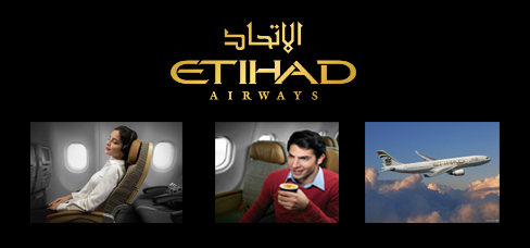 Etihad Airways Logotype